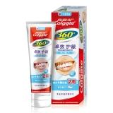高露洁(Colgate)牙膏 360°全面口腔健康 牙膏 140g (卓效护龈美白)