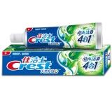 佳潔士(Crest) 天然多效 草本清新四合一牙膏180g(草本成分 持久清新口氣)
