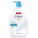 多芬(DOVE)沐浴露 轻柔活肤 滋养美肤沐浴乳1000g