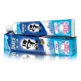 黑人(DARLIE)超白 牙膏 190g(矿物盐)(新老包装随机发放)