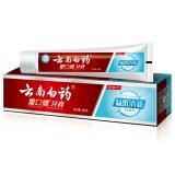 云南白药 金口健 牙膏 105g (益优清新 激爽薄荷)