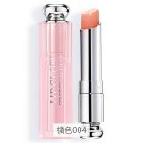 迪奥(Dior)魅惑润唇蜜004 3.5g(丰唇膏 口红 橘色)新老包装交替