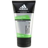 阿迪达斯(Adidas)男士 磨砂洁面膏 劲透控油 100g