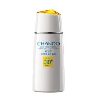 [京东下架品种]自然堂(CHANDO)多重隔离防晒乳SPF30+PA++60ml(防晒霜)