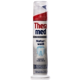 汉高施华蔻 (Theramed) 超感净白 按压式牙膏 100ml 白色 (欧洲原装进口)