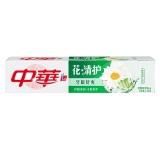 中华(ZHONGHUA)花清护 清菊百合牙膏140g