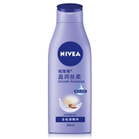 妮维雅(NIVEA)盈润丝柔保湿乳 200ml(身体乳 润体乳 补水保湿滋润 护肤品)