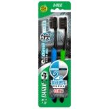 黑人(DARLIE)炭丝高密 牙刷×2(优惠装)