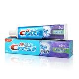 佳洁士(Crest)3D炫白 茉莉茶爽牙膏180克(新老包装随机发货)