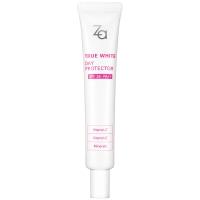 姬芮(Za)新能真皙美白隔离霜35g(隔离紫外线 提亮肤色 防晒SPF26)