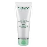 自然堂(CHANDO)水润保湿洗颜霜(任何肌肤适用)100g(洗面奶 洁面)