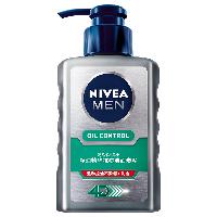 妮维雅(NIVEA)男士净油精华抗痘洁面炭泥150ml(男士洗面奶 祛痘祛黑头 护肤化妆品)
