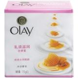 玉兰油沐浴香皂乳液滋润型115gX3(含蜂蜜精华 滋养肌肤 新老包装随机发货)