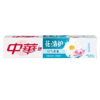 中华(ZHONGHUA)花清护 清菊沁莲牙膏180g