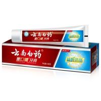 云南白药 金口健 牙膏 145g (益优清新 冰柠薄荷)