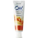 皓乐齿(Ora2) 亮白净色 牙膏 140g (玫瑰果香 温和不刺激)