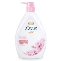 多芬(DOVE)沐浴露 樱花甜香滋养美肤沐浴乳730g