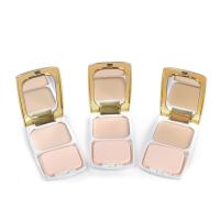 卡姿蘭(Carslan)光感礦物兩用粉餅11g02#柔白色(裸妝 遮瑕 控油 定妝)