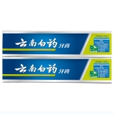 云南白药 牙膏 210g×2 (薄荷清爽型)