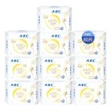 ABC全日用透氣棉柔衛生巾10包(共80片 新舊包裝隨機發貨)