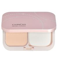 卡姿兰(Carslan)恒丽透明粉饼01#瓷白色9g(裸妆 遮瑕 控油 持久 定妆)新老包装随机发货