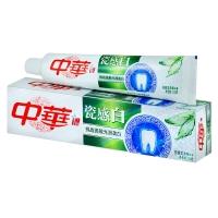 中华(ZHONGHUA)瓷感白 花香龙井牙膏140g