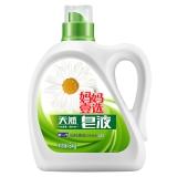 媽媽壹選 天然皂液 倍柔洗衣液 3kg