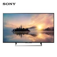 索尼(SONY)KD-49X7500E 49英寸4K HDR腾讯视频 安卓7.0智能液晶电视(黑色)