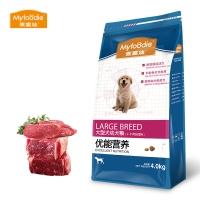 麦富迪 狗粮优能营养大型犬幼犬粮4kg