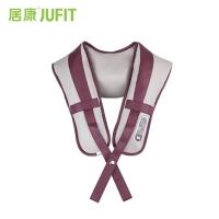 按摩披肩,JFF004M红+灰