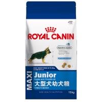 皇家(royal canin) 狗粮 大型犬 幼犬狗粮 MAJ30 15kg