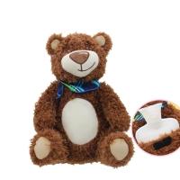 费许(FASHY)德国原装进口PVC材质小熊卡通外套热水袋0.8L fashy6539