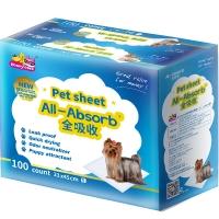 心宠 Honeycare 宠物训导尿垫全吸收系列 狗狗尿片S码 33*45cm 100片