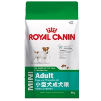 皇家(royal canin) 狗粮 小型犬 成犬狗粮 PR27 8kg 贵宾泰迪比熊 成犬粮