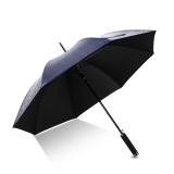 Hommy 自动开超强防雨防晒英伦商务晴雨伞 男女通用 蓝色