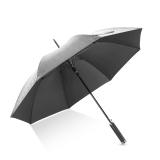 Hommy 自動開超強防雨防曬英倫商務晴雨傘 男女通用 黑色