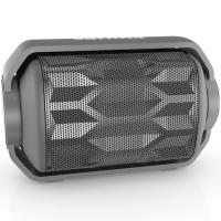 飞利浦(PHILIPS)BT2200B Shoqbox MINI便携式无线蓝牙音箱 运动户外防水音响 免提通话 小金刚低音炮