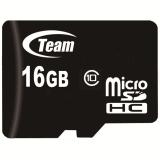 十铨(Team)16GB Class10 TF(micro SD) 高速手机存储卡