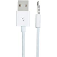 弗吉凯柏(cabos) Ipod Shuffle 数据线 充电线 ipod Shuffle 4 5 6 7代 MP3 USB充电器 细语传输线 F05302