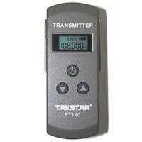 得胜(TAKSTAR)ET120 FM无线音频发射器教练旅游大巴发射机黑色