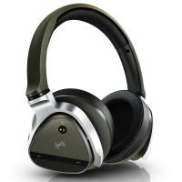 創新(Creative)Aurvana Gold耳機 頭戴式高清無線藍牙降噪耳機 NFC功能無噪音通話耳麥 黑色