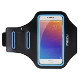 魅族(MEIZU)Sports Armband 手机运动臂带 跑步臂包 可触屏 黑色