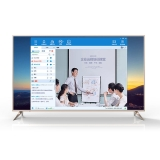 康佳(KONKA)85英寸 LED85G9100 2GB+16GB HDR 4K超高清网络液晶平板电视 香槟金色