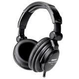 得胜(TAKSTAR)TS-610监听耳机 高品网络K歌游戏耳机 主播直播头戴式电脑k歌立体声耳机 钢琴黑