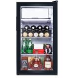 星星(XINGX) 90升 立式冰吧 茶叶柜 母婴冰箱 展示柜 饮料柜 冷藏柜 商务冰柜 BC-90EJ