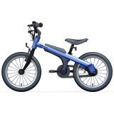 Ninebot九號兒童自行車兒童車男運動款 小孩寶寶男童單車16寸藍色