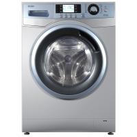 海尔(Haier)8公斤大容量 1200转 烘干变频 滚筒 全自动洗衣机 EG8012HB86S