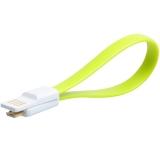 弗吉凯柏(cabos)F007302  安卓手机充电线usb加长数据线平板电脑充电器线通用数据线22cm 苹果绿