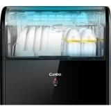 康宝(Canbo)台式迷你桌面 消毒柜/碗柜立式家用小型 婴儿奶瓶消毒器烘干 小ZTD28A-1