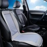 卡饰社(CarSetCity)冷风通风坐垫 汽车座垫 夏季座垫 通用型 灰色